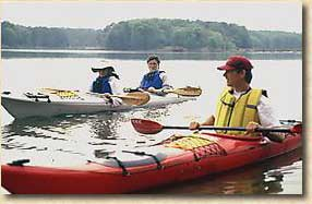 environmental tours on tributaries of the Chesapeake Bay